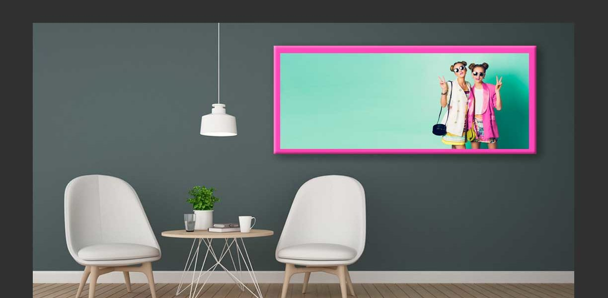 custom wall mural from your photo